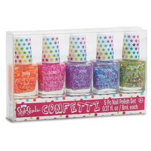 Confetti Nail Polish Set