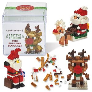 Christmas-in-a Box Building Blocks