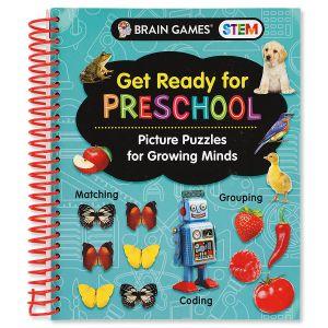 Brain Games Get Ready for Preschool