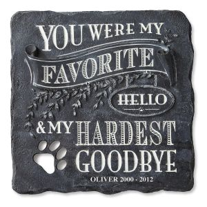 You Were My Favorite Stepping Stone