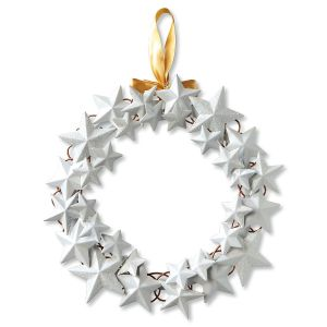 Metal Star Wall Decor