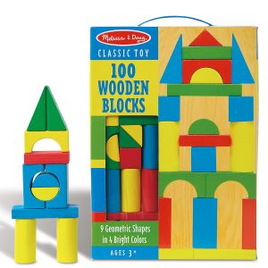 Wood Blocks by Melissa & Doug®