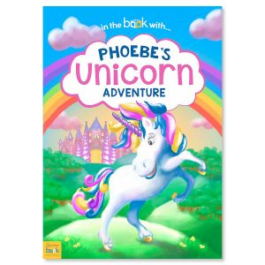 Unicorn Adventure Personalized Storybook