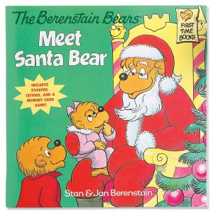 The Berenstain Bears Meet Santa Bear