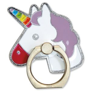 Unicorn Phone Finger Ring