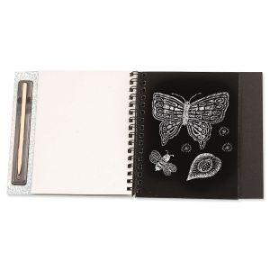 Melissa & Doug® Scratch Art Doodle Pad
