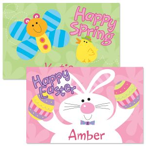Happy Easter Placemat