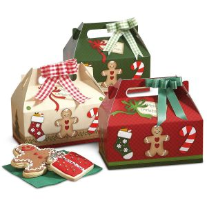Holiday Fun Treat Boxes