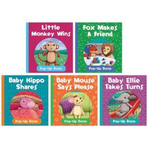 Pop-up Baby Animal Books