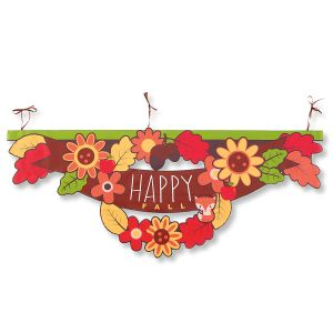 Autumn Porch Banner