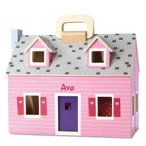 Fold & Go Personalized Dollhouse by Melissa & Doug®