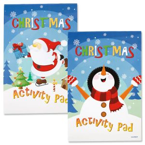 Christmas Themed Activity Pads