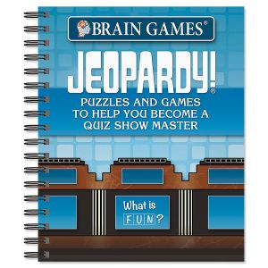 Brain Games® Jeopardy®