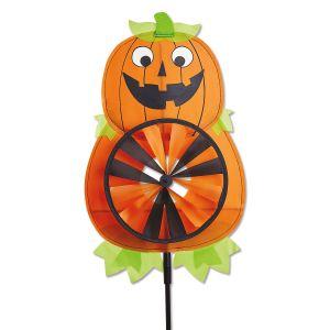 Jack-o-Lantern Halloween Wind Spinner