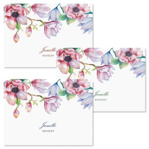 Magnolia Folded Note Cards