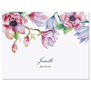 Magnolia Folded Note Cards