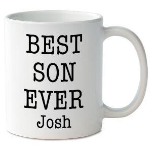 Best Son Ever Mug