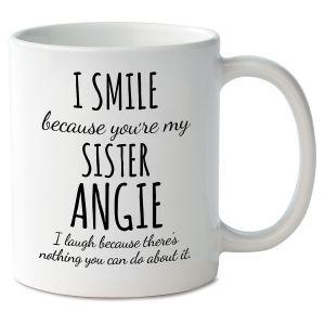 Smile Sister Mug