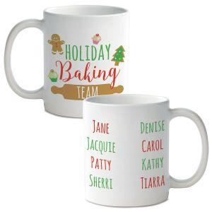 Holiday Baking Team Mug