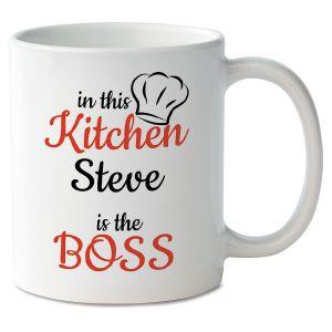 In This Kitchen Mug