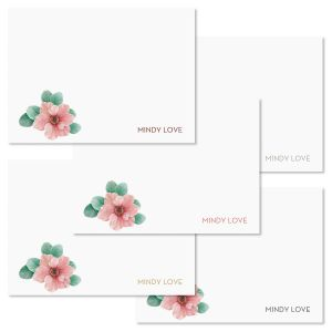 Olivia Rose Folded Note Cards