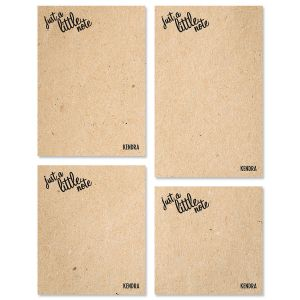Just A Note Notepads