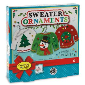 Sweater Ornament Kit