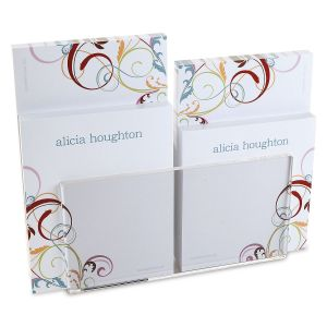 Fantasia Notepad Set