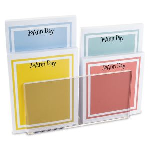 Color Trend Notepad Set