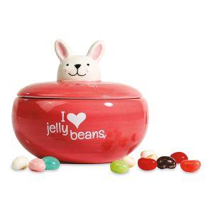 Bunny Bean Candy Dish
