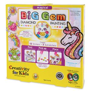 Big Gem Diamond Painting Kit