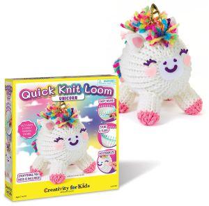 Unicorn Quick Knit Loom