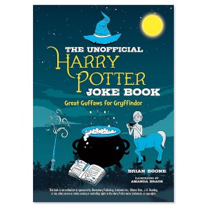 Gryffindor Harry Potter Joke Book
