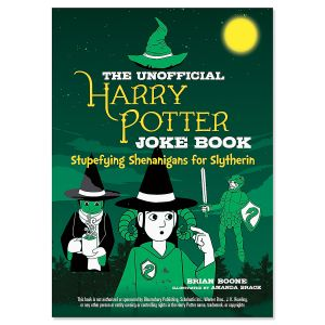 Harry Potter Slytherin Joke Book
