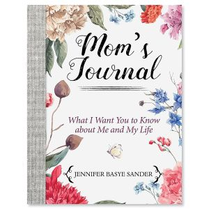 Mom's Journal Book