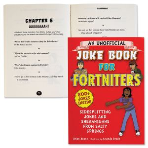 An Unofficial Joke Book for Fortniters