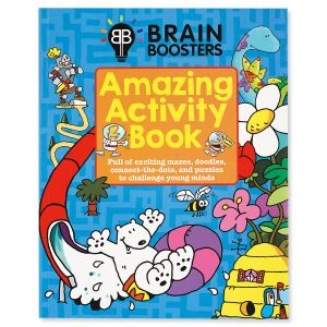 Brain Games Amazing Activity Book