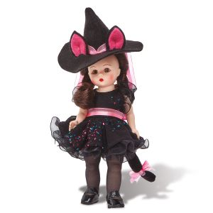 Madame Alexander Potion & Purrs Halloween Doll