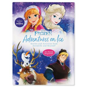 My Very Own Big Book of Frozen Adventures on Ice