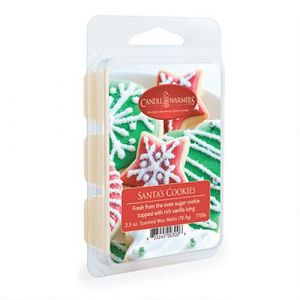 Santa's Cookies Fragrance Wax Melts