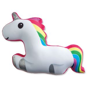 Unicorn Microbead Pillow