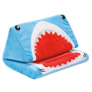 Plush Shark Tablet Holder