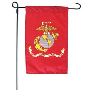 Service Garden Flag - Marines