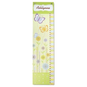 Flower Custom Growth Chart