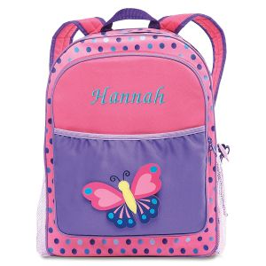 2c6a0dcb41 3-D Butterfly Personalized Backpack