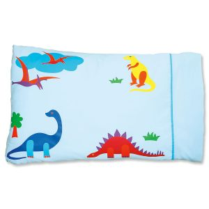 Dinosaurs Pillow Case