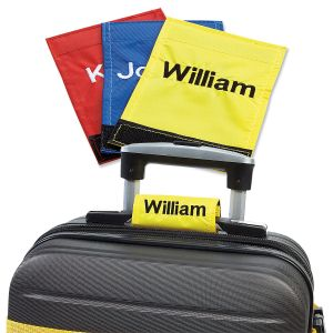 Luggage Handle Wraps