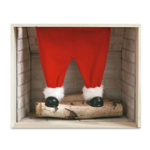 Santa Pants Decoration