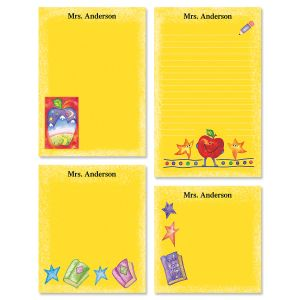 Teacher Notepads Set
