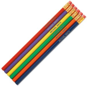 Primary Personalized Pencils